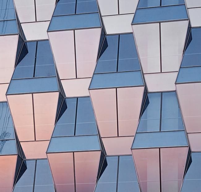 Beijing Greenland Center в Пекине. Courtesy SOM © LV Hengzhong