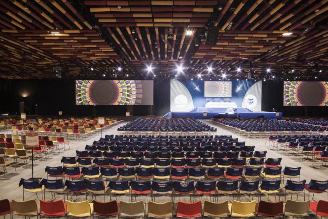 Конгресс-центр Лимы © Antonio Sorrentino / PHOSS
