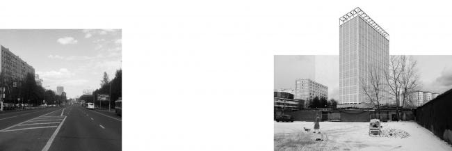 Дипломная работа Андрей Фомичев «Московский некрополь». Руководители: Евгений Асс, Кирилл Асс © МАРШ, 2016