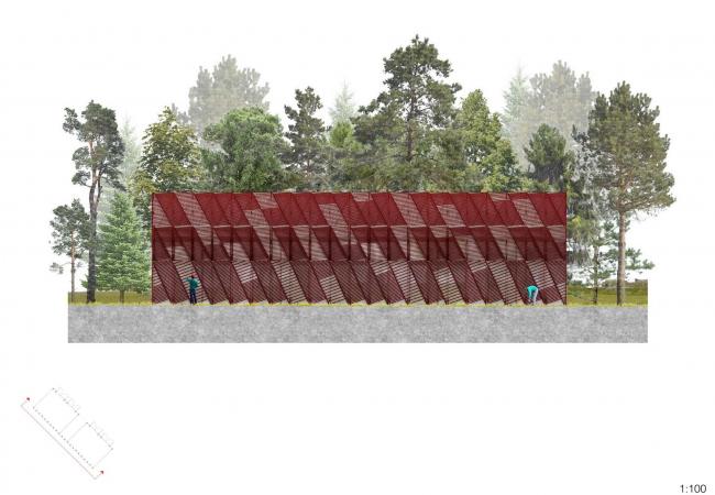 Проект «Смобрук» – Småbruk © Scarcity and Creativity Studio