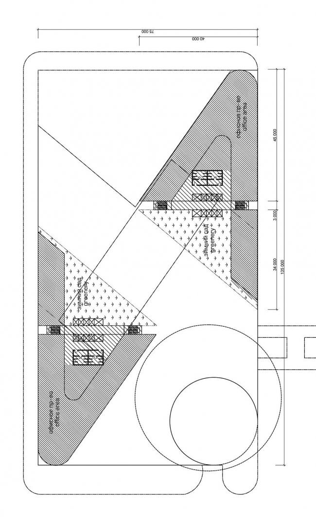 Деловой центр повышенной этажности, ММДЦ «Москва-Сити» © Архитектурное бюро Асадова