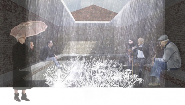 Дипломная работа Дарьи Герасимовой «Дом престарелых в Казани». Руководители: Евгений Асс, Кирилл Асс © МАРШ, 2016