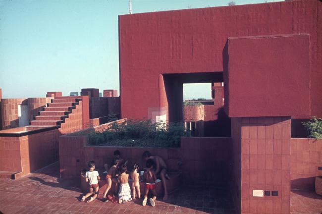 Walden 7, Барселона, 1975 © Ricardo Bofill Taller Arquitectura