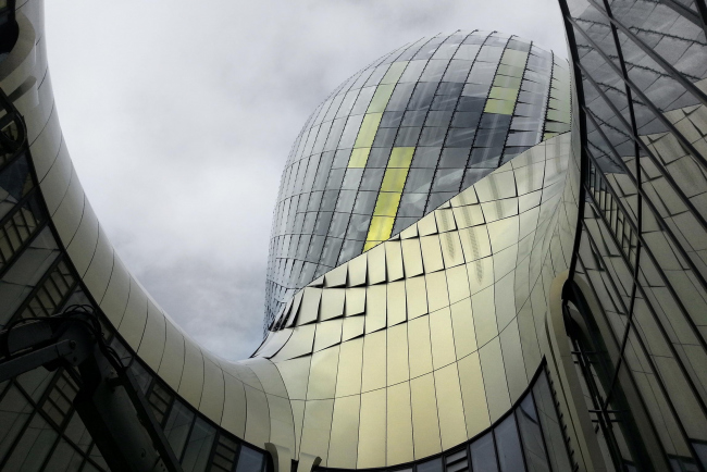 Центр La Cité du Vin © XTU architects