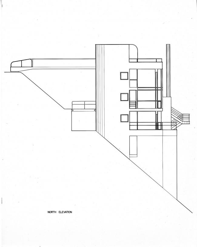 Дом Дугласов © Richard Meier & Partners Architects