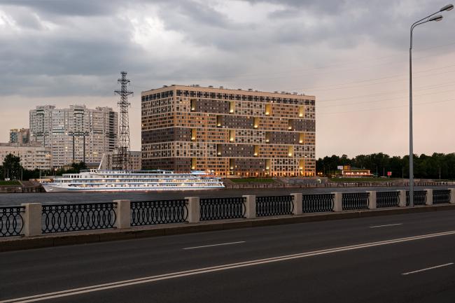 Многофункциональный жилой комплекс «Мегалит»