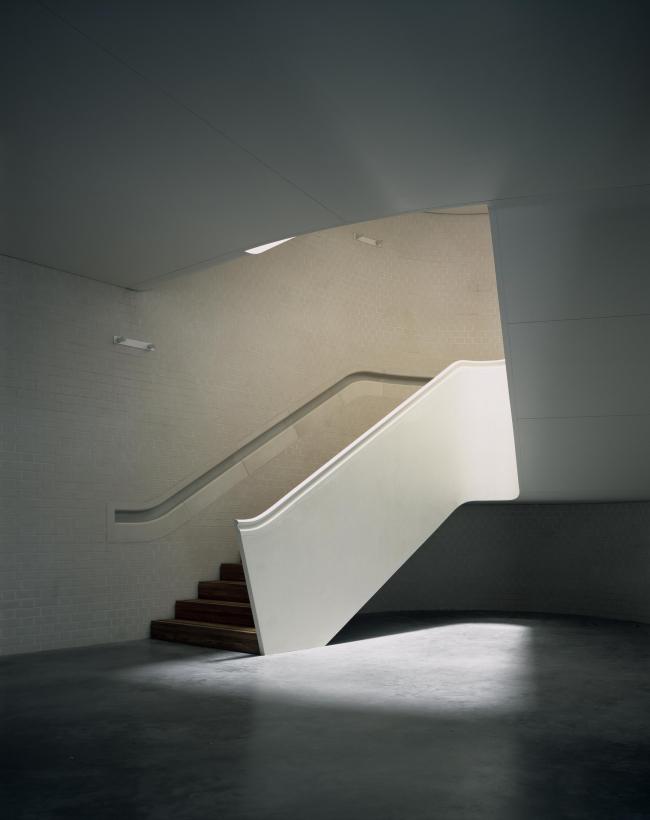 Галерея Ньюпорт-стрит в Лондоне. Caruso St John Architects © Hélène Binet
