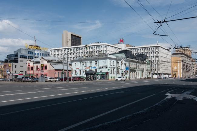 Инженерный корпус Московского метрополитена © Денис Есаков