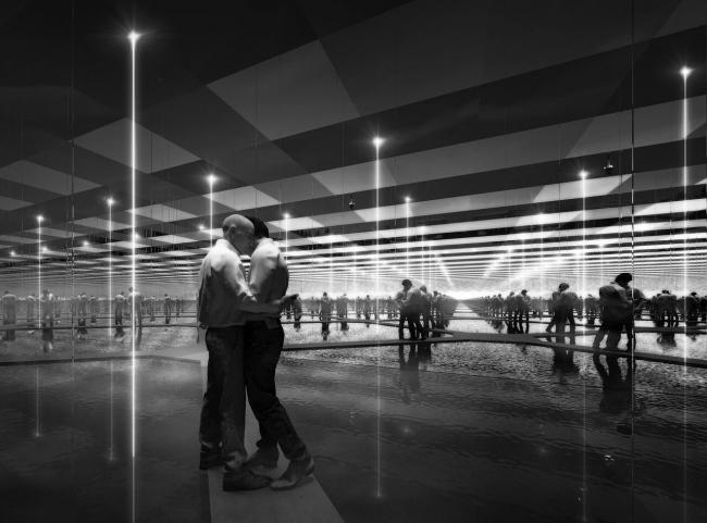 Проект «Хрупкость», авторы: Ян Фэй и Вэйчже Гао, Китай © Международный конкурс «Павильон мира». Париж, 2016