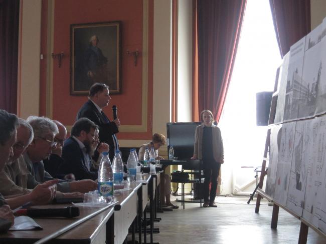 Работа комиссии. Фото: Юрий Никитин
