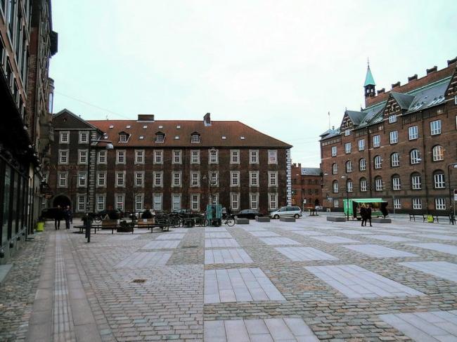 Площадь Вартов в Копенгагене. Фото: Orf3us via Wikimedia Commons. Лицензия Creative Commons Attribution-Share Alike 3.0 Unported