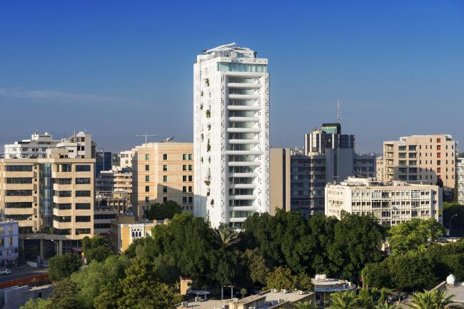 Офисно-жилой комплекс White Walls © Yiorgis Yerolymbos, courtesy of Nice Day Developments