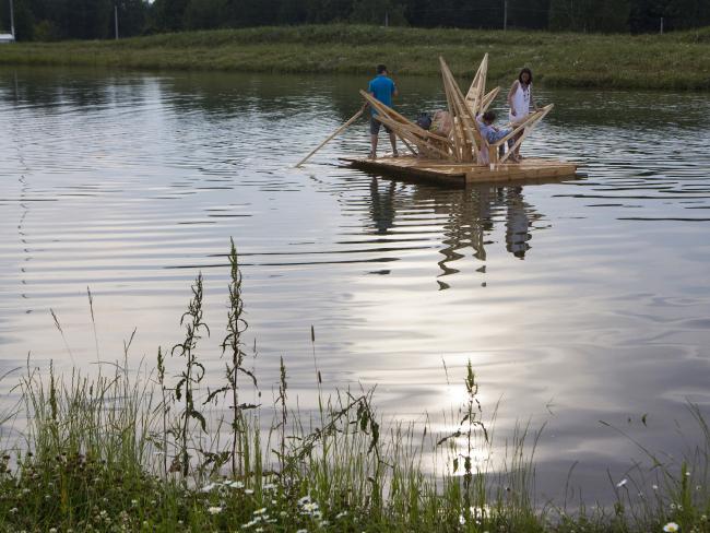 Лилия.  Архитектурное бюро Тимура Башкаева. Предоставлено Национальным агентством устойчивого развития