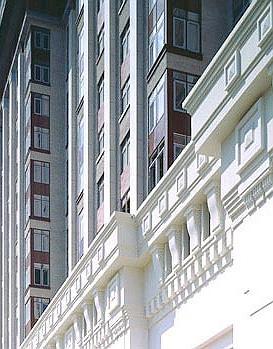 Жилой комплекс «Триумф-Палас». Деталь
