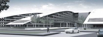 Штаб-квартира НАТО. Проект 2006 г.