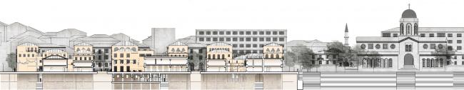 Реконструкция исторического центра Феодосии. Дипломный проект Анны Анисимовой