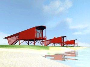 «Клязьменское Водохранилище». Гостевые дома на берегу