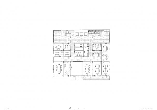 Офисное здание Leblon © Richard Meier & Partners Architects