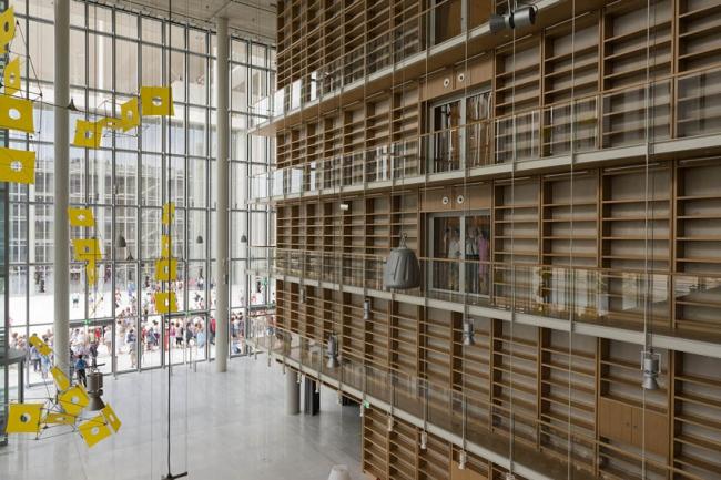 Культурный центр Фонда Ставроса Ниархоса © SNFCC, фото: Yiorgis Yerolymbos