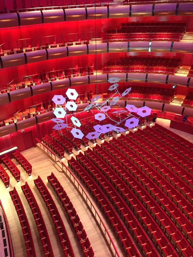 Культурный центр Фонда Ставроса Ниархоса © Renzo Piano Building Workshop, фото: Shunji Ishida
