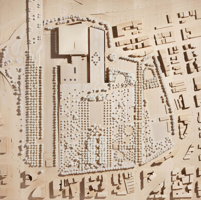 Культурный центр Фонда Ставроса Ниархоса © Renzo Piano Building Workshop, фото: Michel Denancé