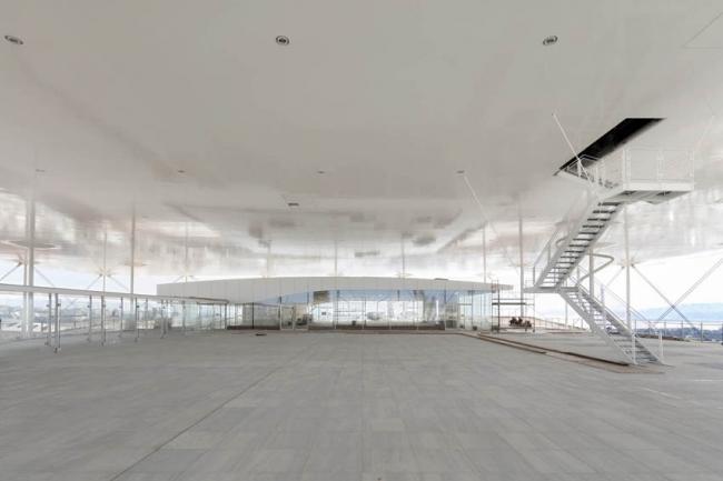 Культурный центр Фонда Ставроса Ниархоса © Michel Denancé