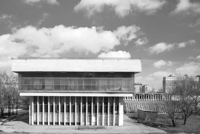 The INION building of the Russian Academy of Sciences © Yuri Palmin