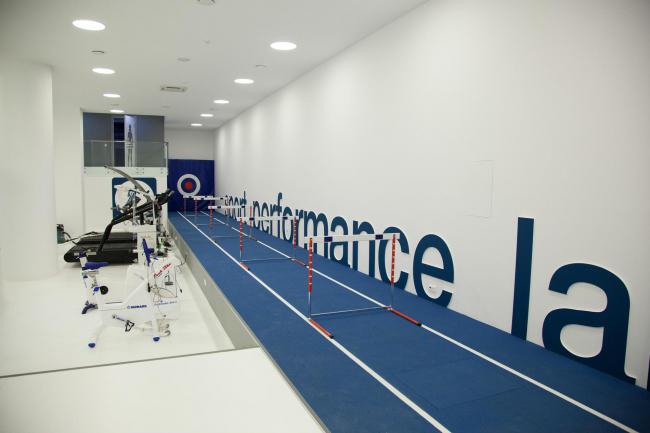 Инновационный центр олимпийского комитета России © Arch group