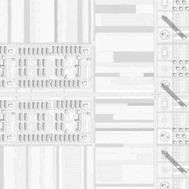 Реконструкция города Магнитогорск. Дипломный проект Михаила Князева. План