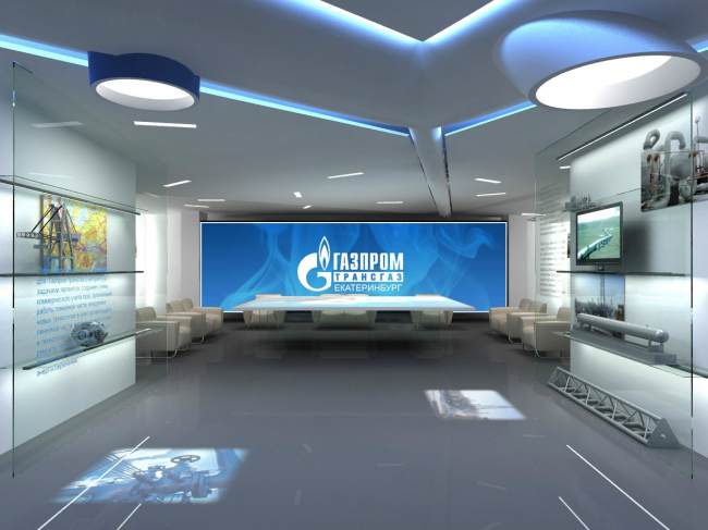Проект музея «Газпром Трансгаз Екатеринбург» © Arch group