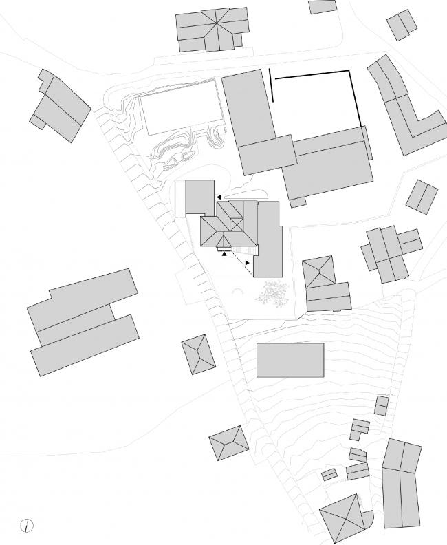 Реконструкция исторической школы в городе Ора © MoDus Architects