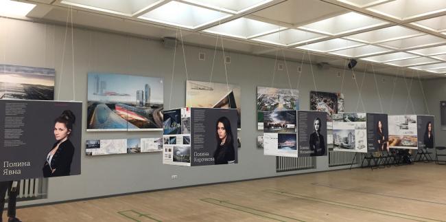 Выставка «Новое измерение» в Центральном Доме Архитектора. Москва, 30.06.2016 © Четвертое измерение