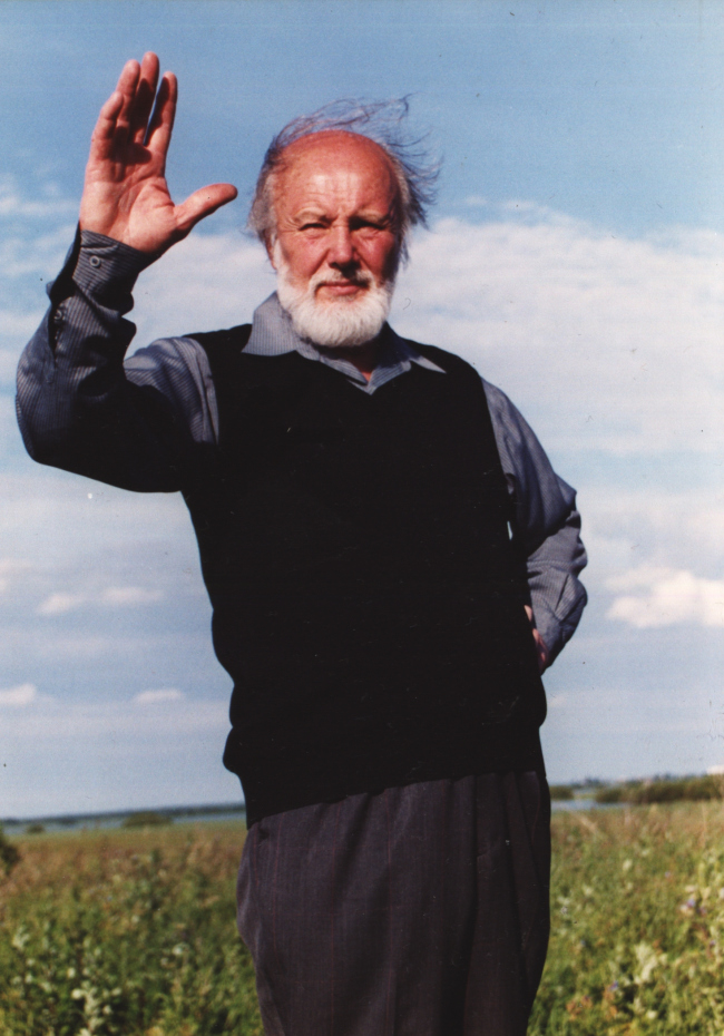 Валентин Александрович Булкин, 1937-2016