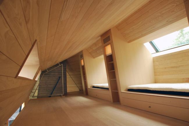 Частный жилой дом в Рюфюльке, Норвегия © Olav Resell