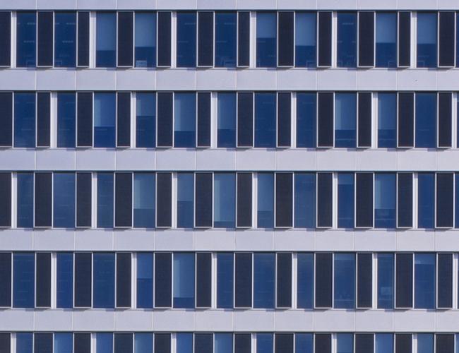 Офисное здание The Edge © Helene Binet. Предоставлено PLP Architecture
