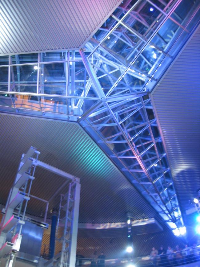 Торгово-сервисный центр «Авилон» компании «Мерседес-Бенц» © Архитектурное бюро Асадова