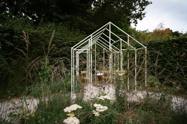 Съедобный сад. Имение Шомон-сюр-Луар, Франция, август 2016 © «8 линий» и Alphabet City, фотография Виктории Богородской