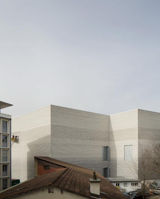Kunstmuseum Basel. Новое здание © Stefano Graziani
