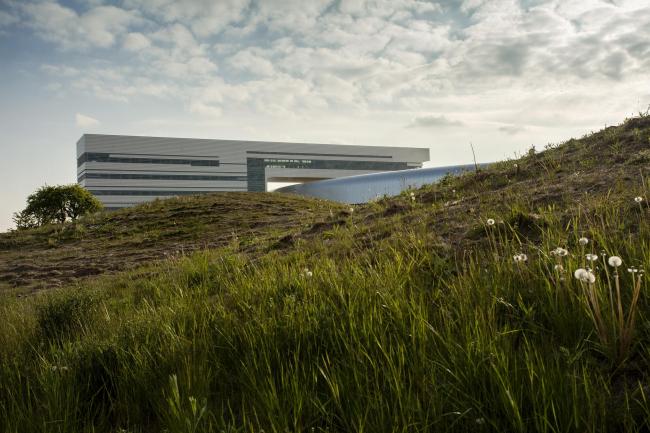 Парк физической лаборатории MAX IV © Mikal Schlosser