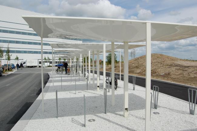 Парк физической лаборатории MAX IV © Snøhetta