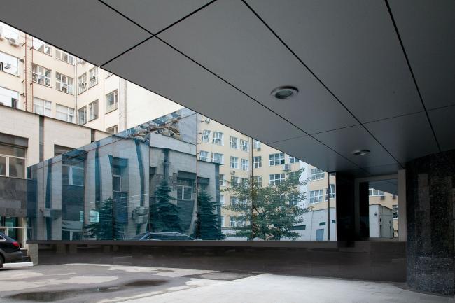 Интерьер столовой СО-ЦДУ ЕЭС © Arch group