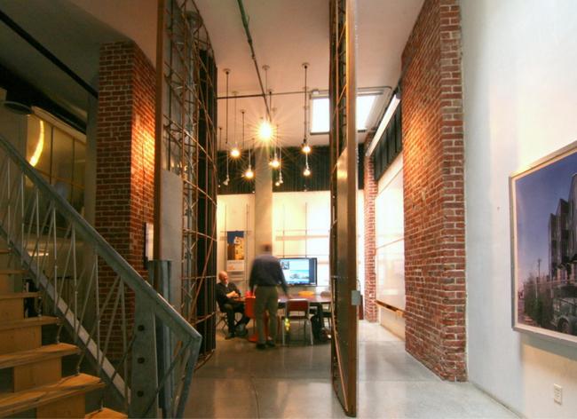 David Baker Architects office © David Baker Architects