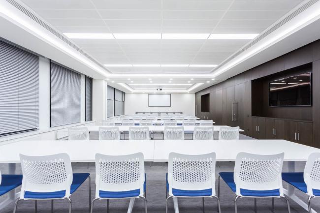 Офис компании «Ростелеком». Интерьер, реализация, 2016 © Aurora Group