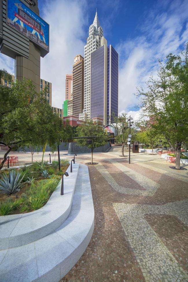 «Парк» на бульваре Лас-Вегас © Hans Joosten
