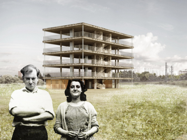Дом Allotment House – базовая структура и жильцы ©BeL