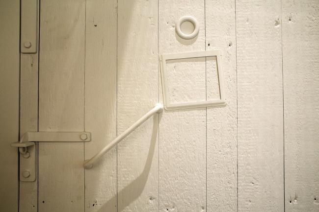 «Хранилище вещественных доказательств». Экспозиция Архитектурной школы Университета Ватерлоо © Francesco Galli