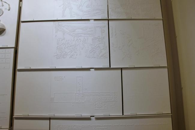 «Хранилище вещественных доказательств». Экспозиция Архитектурной школы Университета Ватерлоо © Нина Фролова