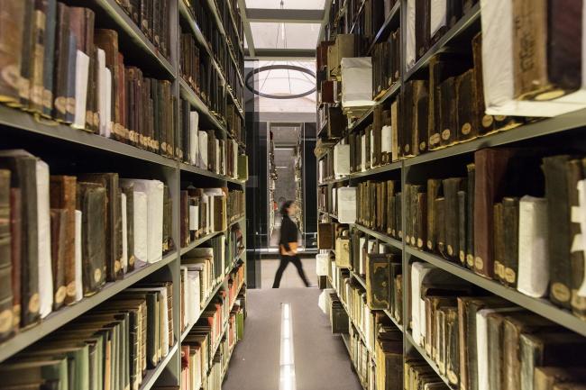 Библиотека Беязыт – реставрация © Emre Dörter