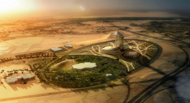 Центр мировой культуры короля Абдулазиза