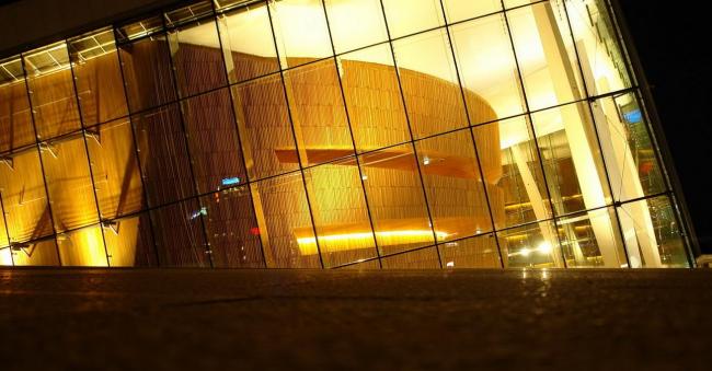 Оперный театр в Осло © Нина Фролова